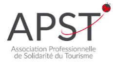 association professionnelle solidarite tourisme